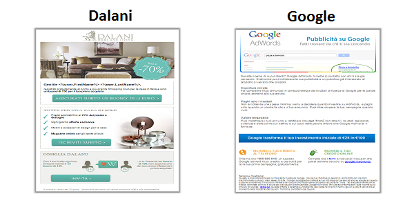 Dalani and Google